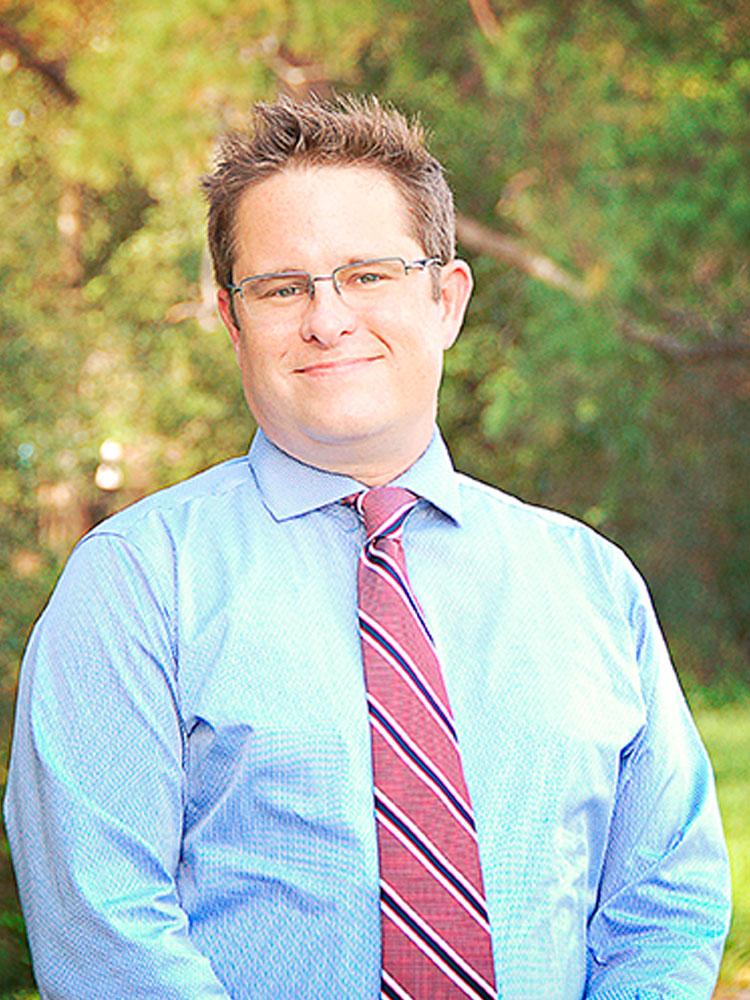 W. Howard Buddin Jr., Ph.D.